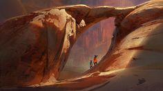 desert concept art에 대한 이미지 검색결과