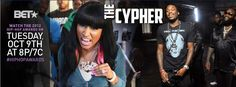 Hip Hop Artists   ... THIS YEAR'S FEATURED ARTISTS FOR THE BET 2012 HIP HOP AWARDS CYPHER