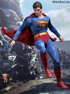 Superman III: Evil Superman - Deluxe Figur http://spaceart.de/produkte/sm007.php
