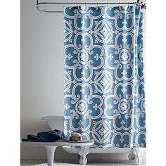 jrjohn robshaw loon shower curtain   bloomingdale's   ack