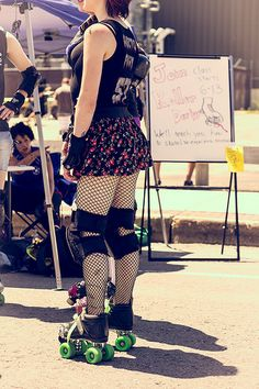 Join Roller Derby