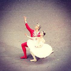 Denis Rodkin and Maria Vinogradova in The Nutcracker - Sieh dir Instagram-Fotos und -Videos von Maria Vinogradova (@marymaryvi) an