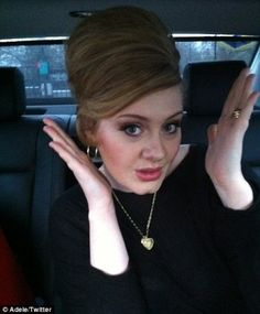 Cantora Adele emagrece após cirurgia das cordas vocais