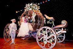 Disney theme wedding fairy tale wedding - Wedding flowers and planning by Fascinare