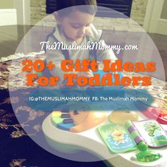 Gift Ideas for TODDLERS! Includes gifts for all price ranges, and takes into account sensory play and role playing! Sensory Play, Cute Baby Clothes, Parenting Hacks, Cute Babies, Toddlers, Gift Ideas, Ranges, Gifts, Young Children