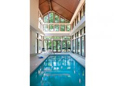 Yes, home plan DHSW076006 from Dream Home Source has room for an indoor pool! Check out the amazing photos of the home here: http://www.dreamhomesource.com/house-plans/dhs/dhsw076006.html