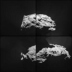 Technologie & Gadgets: Rosetta : des images HD de la comète