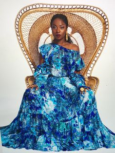 Afro, African Beauty, Bohemian Style, Formal Dresses, Fashion, Black Panther, Trading Cards, Colombia, Dresses For Formal
