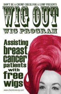 Wig Out Program provides FREE wigs to women with breast cancer in Arizona.