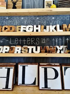 Get to Know Harp Design Company, Home Accessories, Hello Harp Design Company. Magnolia Farms, Magnolia Homes, Clint Harp, Harp Design Co, Home Improvement Show, Letter Wall, Letters, Handmade Furniture, Fixer Upper