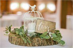 Dazzling Rustic Barn Wedding - Alyssa + Josh   The Daily Wedding