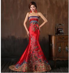 Find More Wedding Dresses Information about 2016 Chinese Style ...