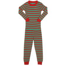 Get your little one in the holiday spirit with these festively-colored pajamas from Sara's Prints! Xmas Pjs, Holiday Pajamas, Kids Christmas Outfits, Christmas Clothes, Product Safety, Toddler Pajamas, Consumer Products, Red Stripes, Snug