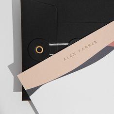 Personalised Notecards Blush Slopes Bespoke Stationery | Etsy