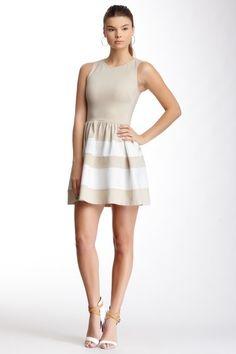 Love...Ady Striped Skirt Tank Dress on HauteLook