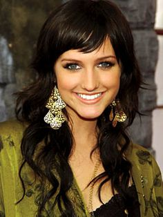 Ashlee Simpson. always loved this style
