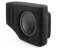 JL Audio SB-N-XTERR2/12W3v3:Stealthbox® for 2005-Up Xterra