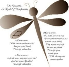 """""""The Dragonfly A Symbol of Transformation"""" by : This unique print, with original poem, is a reminder of the joys of working through grief. Dragonfly Symbolism, Dragonfly Meaning, Dragonfly Quotes, Dragonfly Art, Dragonfly Tattoo, Frames On Wall, Framed Wall Art, Wall Art Prints, Compass Tattoo"""