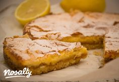 Dupla-citromos torta   Nosalty
