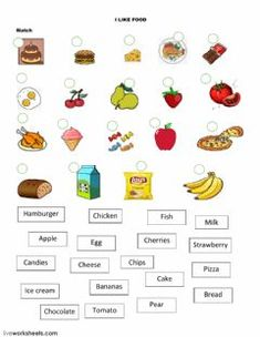 food Language: English Level/group: School subject: English as a Second Language (ESL) Main content: Food Other contents: vocabulary Esl Resources, English Resources, Worksheets, Conditional Sentence, Uncountable Nouns, Flashcards For Kids, Reading Test, Interactive Activities, School Subjects