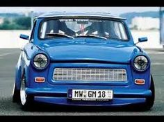 Afbeeldingsresultaat voor trabant tuning Custom Cars, Cars And Motorcycles, Trucks, Vehicles, German, Craft, Google, Baby, Autos