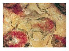 #Altamira Cave Painting  --  Spain  --  12,000  --  BCE