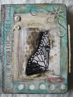 altered composition journal