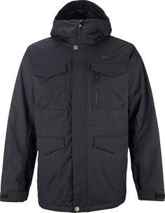 Burton Mens Covert Jacket  - True Black