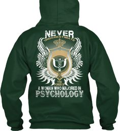 LIMITED EDITION - PSYCHOLOGY WOMAN