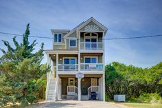 Outer Banks Vacation Rentals | Avon Vacation Rentals | Not Too Crabby #928 | (6 Bedroom Soundside House)