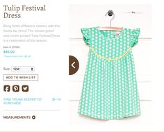 20334b5671 Matilda Jane Tulip Festival Dress size 2