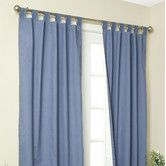 Found it at Wayfair - Weathermate Solid Insulated Color Tab Top Curtain Pairs
