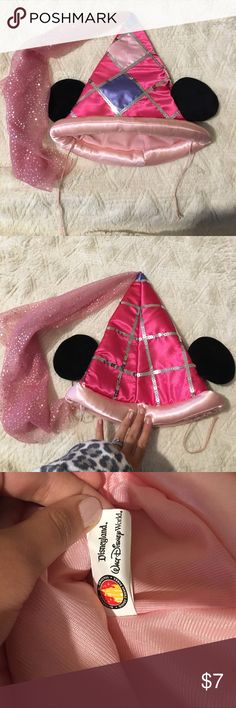Princess hat Original Disney princess hat from Disney World. Disney Accessories Hats