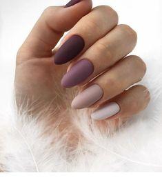 40 Hochzeitsnägel Elegant Nails elegant nails for wedding Dream Nails, Love Nails, Pink Nails, My Nails, Matte Nails, Matte Nail Colors, Sparkle Nails, Black Nails, Elegant Nails