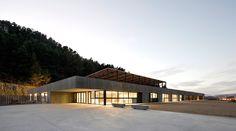CEIP Mare de Deu de Montserrat   CDB Arquitectura