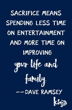 25 Dave Ramsey Quotes to Keep You Disciplined on your journey to being debt free - Life Quotes Love, True Quotes, Great Quotes, Quotes To Live By, Motivational Quotes, Inspirational Quotes, Quotes Quotes, The Words, Dave Ramsey Quotes