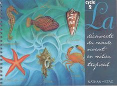 Gobern, Lavarec, La découverte du vivant en milieu tropical, CS-CP-CE1 (1998) Design, Images, Tropical, Learn French, Antique Books, Middle, Keyboard, Slide Show