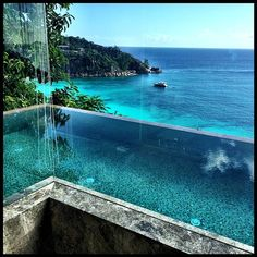 A room with a view -- the Four Seasons in #Seychelles. Photo courtesy of rodrigogarza68 on Instagram.
