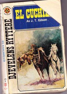 """""""The Half Breed"""" av J. T. Edson Reading, Books, Libros, Book, Reading Books, Book Illustrations, Libri"""