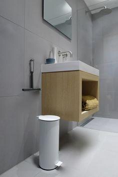 Bathroom by Baden Baden Interior Amsterdam Styling and photo Joost Tromp