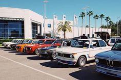 2002s #classiccar #BMW #symmetry #carsandcoffee #fujifilm #fujixt1 #vscocam #aroundorlando
