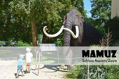 {UNTERWEGS} MAMUZ Schloss Asparn/Zaya - MissXoxolats Schokoladenseiten Elephant, Animals, Prehistory, Middle Ages, Animales, Animaux, Elephants, Animal, Animais