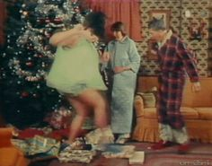 """""""Please, Dawn, not on Christmas!"""" John Waters' Female Trouble (1974) starring Divine (as Dawn Davenport)"""