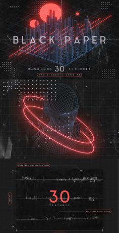 - Inspiration - Black Paper Textures Black Paper Textures Opening the door on Visual Design, Futuristisches Design, Layout Design, Web Layout, Email Design, Graphic Design Posters, Graphic Design Inspiration, Typography Design, Lettering