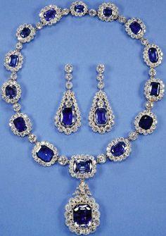 Reign Supreme ~ historical jewelry