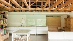 Marzua: Construir una tradicional casita de pueblo, si le ...