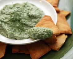 Spinach and Caramelized Fennel Dip