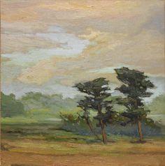 Jan Schmuckal / Tonalist Painter / Original Oil Painting / #schmuckal