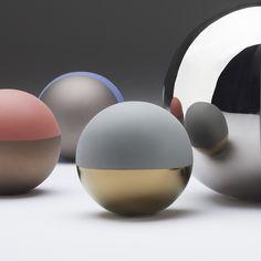 Sphere sphera glossy dark platinum | furnishing | Products | Bosa ★