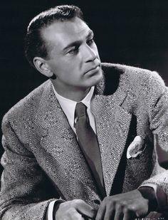 George Hurrell - Gary Cooper (1935)